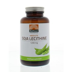 Mattisson Absolute soja lecithine 1200 mg (90 capsules)