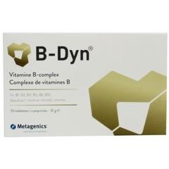 Metagenics B-Dyn (30 tabletten)
