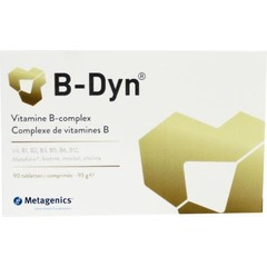 Metagenics B-Dyn (90 tabletten)