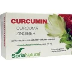Soria Curcumin (60 tabletten)