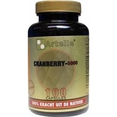 Artelle Cranberry 5000 mg (100 capsules)
