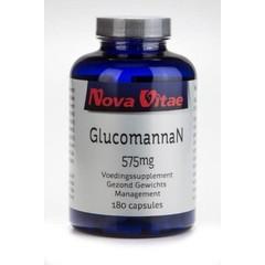 Nova Vitae Glucomannan konjac (180 capsules)