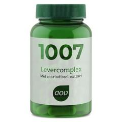 AOV 1007 Levercomplex (60 vcaps)