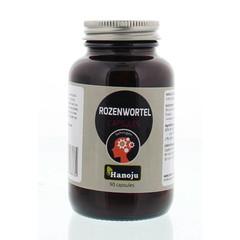 Hanoju Rhodiola rozenwortel 3% Rosavin 400 mg (90 capsules)