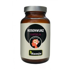 Hanoju Rhodiola rosea 3% Rosavin 400 mg (180 capsules)