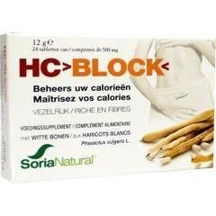 Soria HC block (24 tabletten)