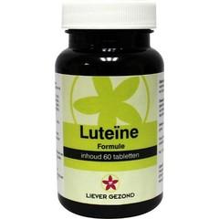 Liever Gezond Luteine formule (60 tabletten)
