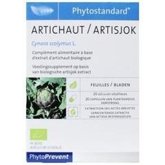 Phytostandard Artisjok/artichaut (20 capsules)