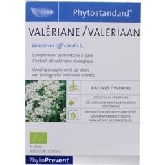 Phytostandard Valeriaan (20 capsules)
