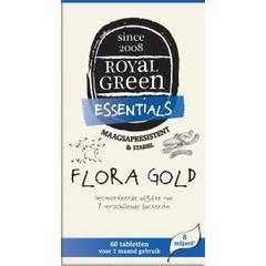 Royal Green Flora gold (60 tabletten)