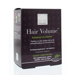 New Nordic Hair volume (90 tabletten)