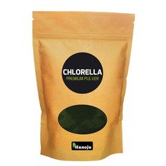 Hanoju Chlorella premium poeder (1 kilogram)