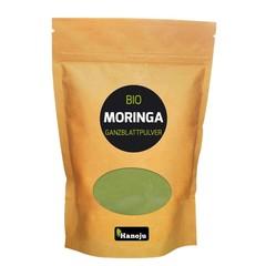 Hanoju Bio moringa oleifera heelblad poeder (1 kilogram)