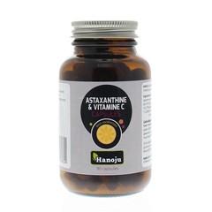 Hanoju Astaxanthine & vitamine C (90 capsules)