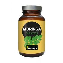 Hanoju Moringa oleifera heelblad 500 mg (180 tabletten)