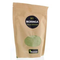 Hanoju Bio moringa oleifera heelblad poeder zak (250 gram)