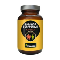 Hanoju Grapefruit 450 mg & guarana (60 vcaps)