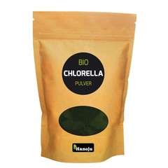 Hanoju Bio chlorella poeder (500 gram)