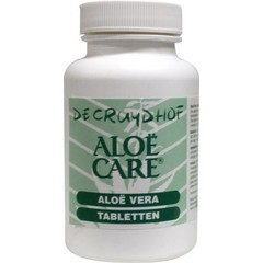 Aloe Care Aloe vera tabletten (100 tabletten)