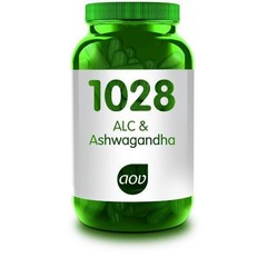 AOV 1028 ALC & ashwagandha (60 capsules)