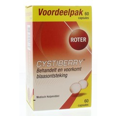 Roter Cystiberry voordeelverpakking (60 capsules)
