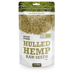 Purasana Hulled hemp seeds (200 gram)