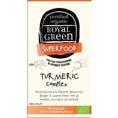 Royal Green Turmeric complex (60 vcaps)