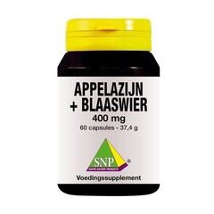 SNP Appelazijn blaaswier 400 mg (60 capsules)
