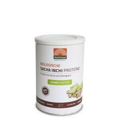 Mattisson Vegan sacha inchi proteine bio 60% (350 gram)