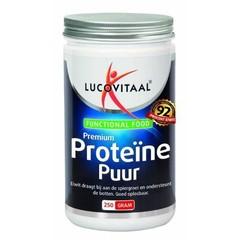 Lucovitaal Functional food soja proteine (250 gram)