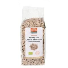 Mattisson Hennepzaad gepeld biologisch navulzak (250 gram)
