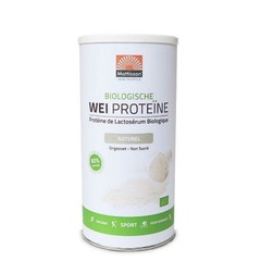 Mattisson Bio Wei Whey proteine naturel 80% (450 gram)