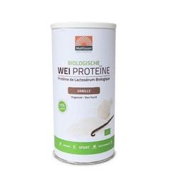 Mattisson Bio wei whey proteine vanille 80% (450 gram)
