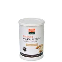 Mattisson Amandel proteine 50% vegan bio (350 gram)