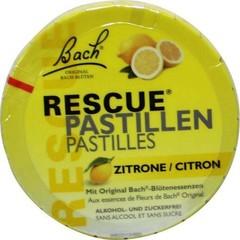 Bach Rescue pastilles citroen (50 gram)