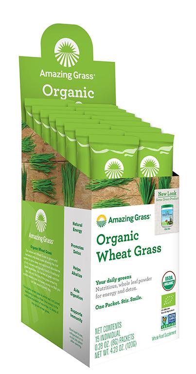 Amazing Grass Amazing Grass Wheat grass (15 sachets)