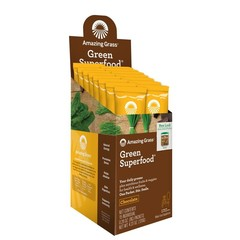 Amazing Grass Chocolate green superfood (15 sachets)