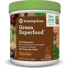 Amazing Grass Chocolate green superfood (240 gram)