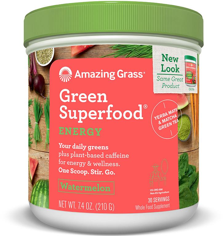 Amazing Grass Amazing Grass Watermelon green superfood (210 gram)