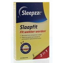 Sleepzz Slaapfit (30 tabletten)