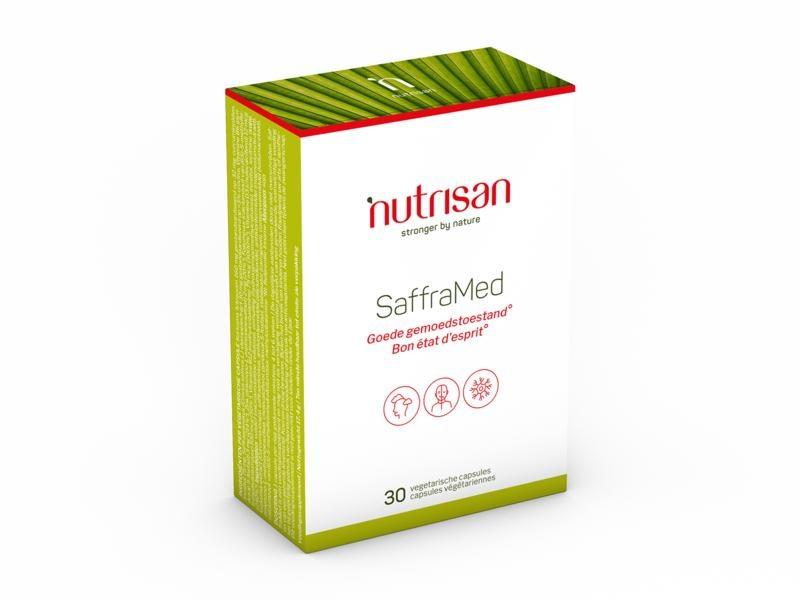 Nutrisan Safframed (30 capsules)