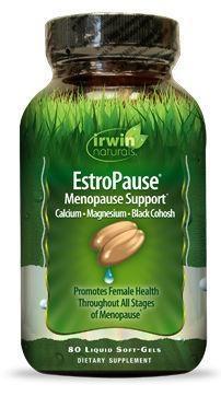 Irwin Naturals Estropauze (80 softgels)