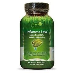 Irwin Naturals Inflamma less (80 softgels)