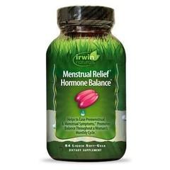 Irwin Naturals Menstrual relief (84 softgels)
