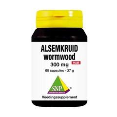 SNP Alsemkruid wormwood 300mg puur (60 capsules)