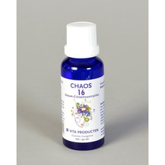 Vita Chaos 16 Ureum citroenzuurcyclus (30 ml)