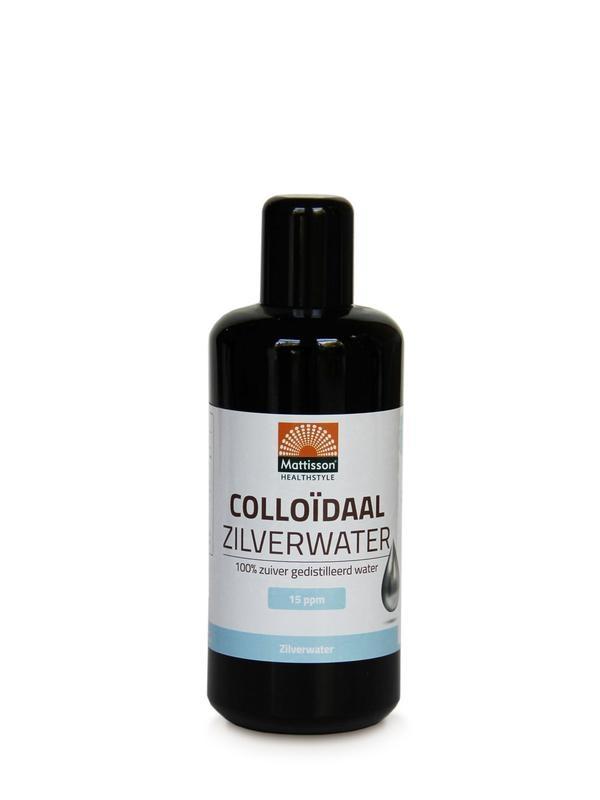 Mattisson Mattisson Colloidaal zilverwater (200 ml)