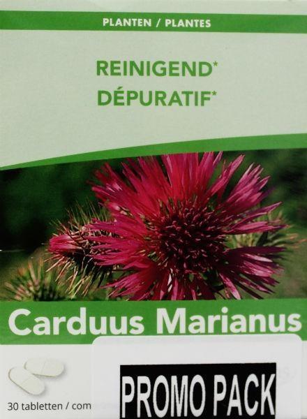 Buurmanns Buurmanns Carduus marianus 3 x 30 tabletten (90 tabletten)