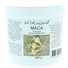 Cruydhof Maca poeder (200 gram)