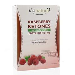 Vianatura Raspberry ketones 1000 (60 capsules)
